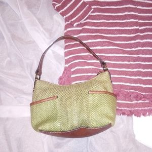 Fossil Bag Green